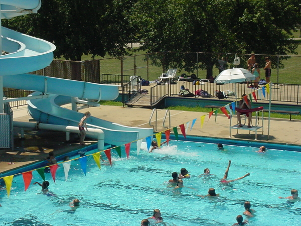 Springfield Park District Nelson Center Pool